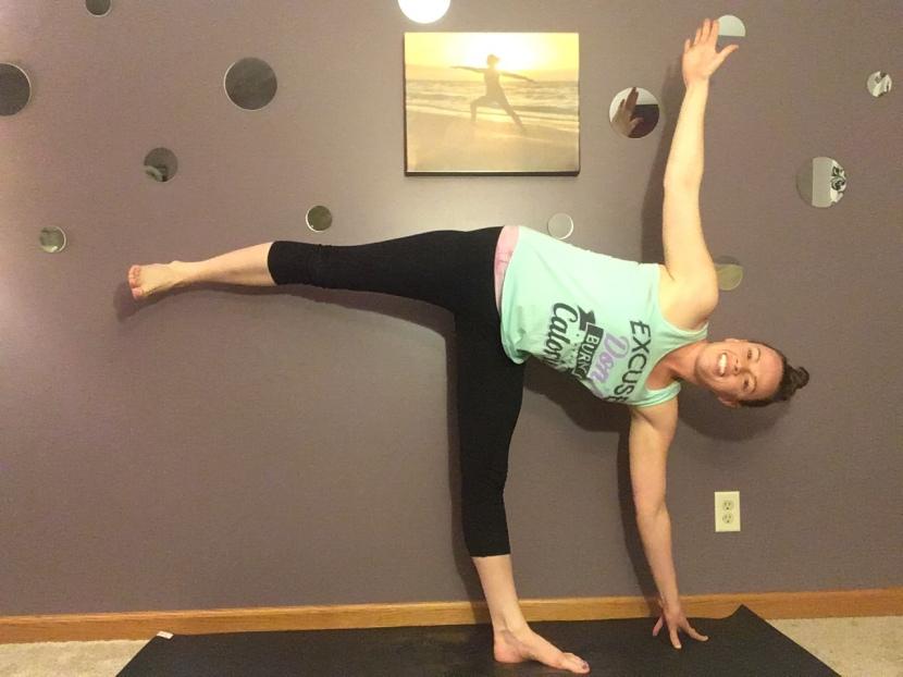 Yoga to theMoon!